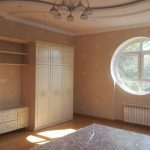 Bedroom of house for rent at Lunocharskiy district in Tashkent