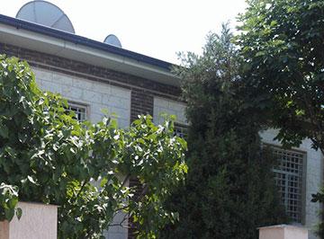 House at Aviahima street for rent in Tashkent