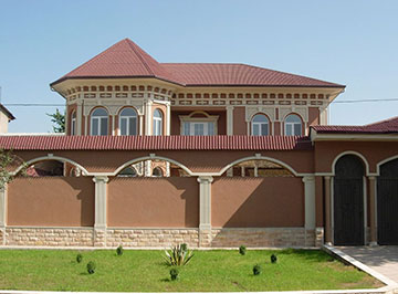 House at Bodomzar district for rent in Tashkent