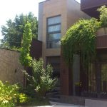 Facade of house for sale at Nukus street in Tashkent