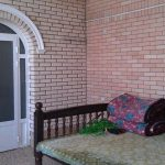 Outdoor of house for rent at Aviahima street in Tashkent