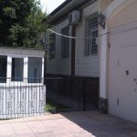Garage of house for rent at Aviahima street in Tashkent