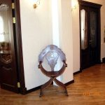 Hallway of house for rent at Bodomzor district in Tashkent