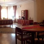 Living-room of house for rent at Bodomzor district in Tashkent