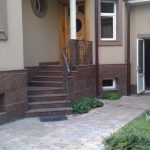 Garden of house for rent at Darhan area in Tashkent