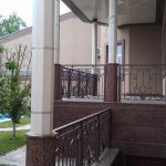 Outdoor of house for rent at Darhan area in Tashkent