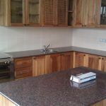 Kitchen of house for rent at Darhan area in Tashkent
