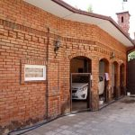 Garage of house for sale at Darhan district in Tashkent