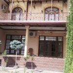 Facade of house for rent at Mirzo-Ulugbek district in Tashkent