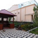 Facade of house for rent at hotel grand mir area in Tashkent